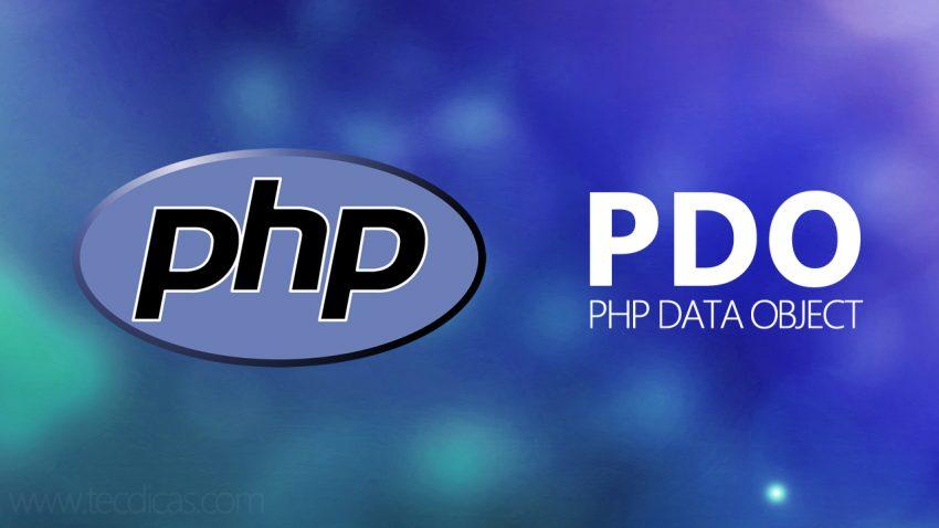 PHP PDO
